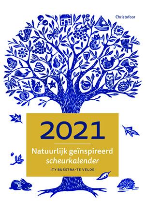 Natuurlijk Geinspireerd Scheurkalender2021